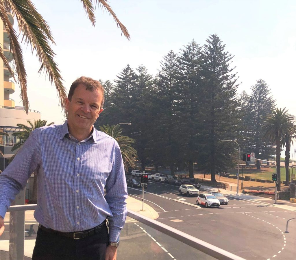 Upgrade to Kingsway Eloura intersection
