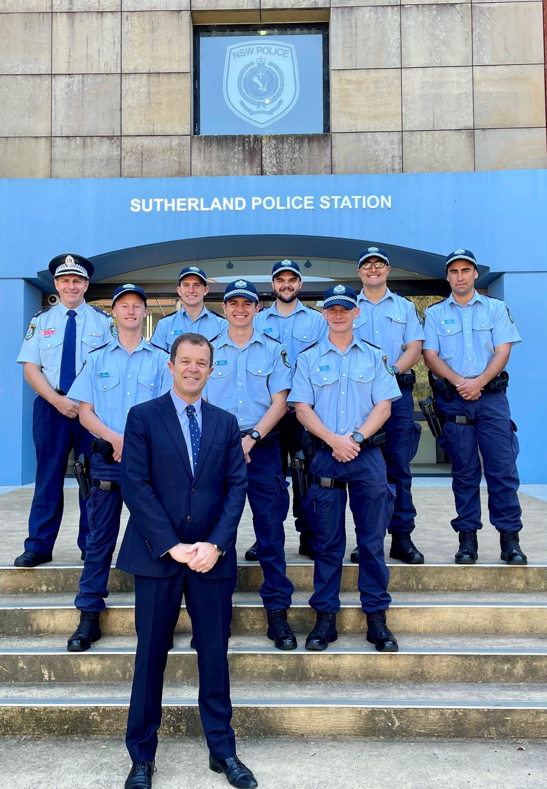 Sutherland PAC recruits